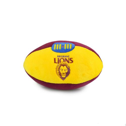 Brisbane Lions Plush Football
