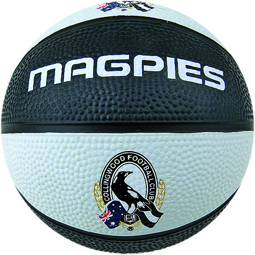 Collingwood Magpies AFL Basketball Size 5