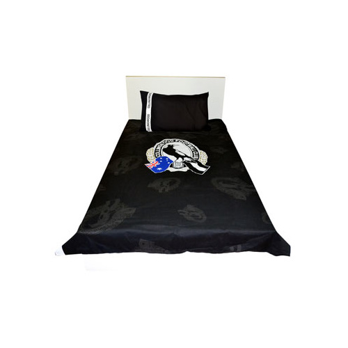 Collingwood Magpies Single Doona Cover