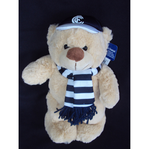 "Carlton Blues ""Benny"" Supporter Bear"