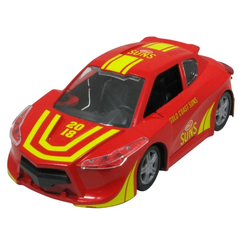 Gold Coast Suns 2018 Collectable Model Car