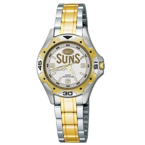 Gold Coast Suns Limited Edition Gents Watch