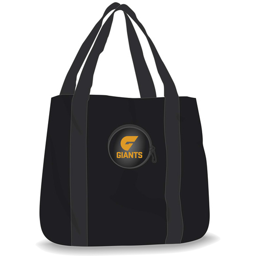 GWS Giants Fold Away Tote Bag