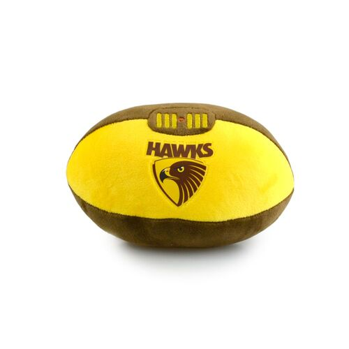 Hawthorn Hawks Plush Football