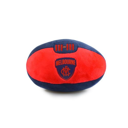 Melbourne Demons Plush Football