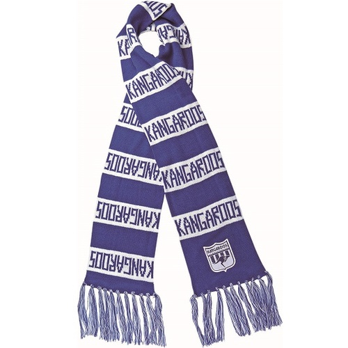 North Melbourne Kangaroos Heritage Bar Scarf