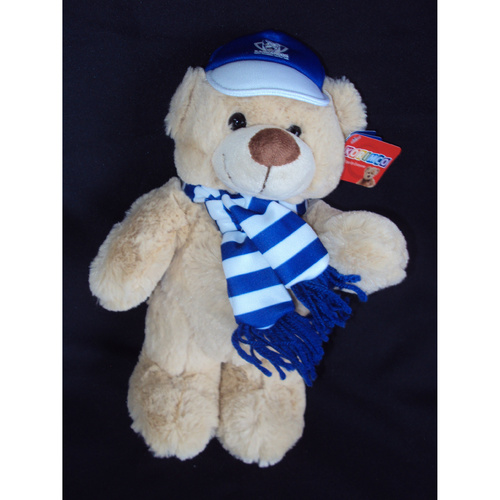 "North Melbourne Kangaroos ""Benny"" Supporter Bear"