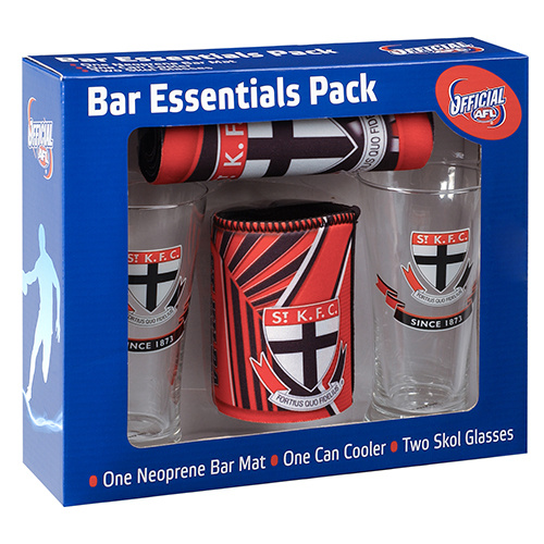 St Kilda Saints Bar Essentials Gift Pack