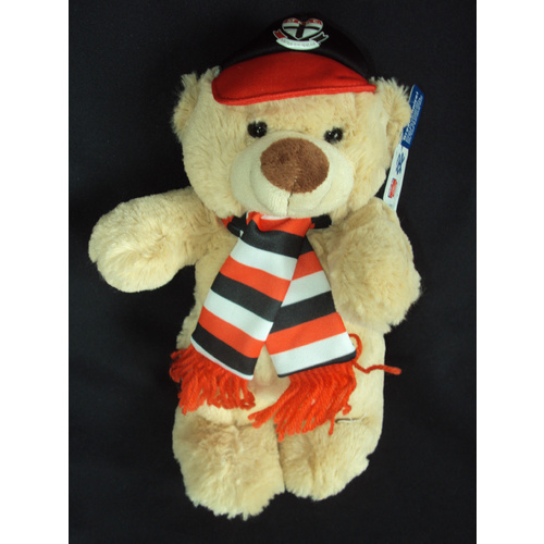 "St Kilda Saints ""Benny"" Supporter Bear"