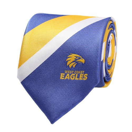 West Coast Eagles Neck Tie