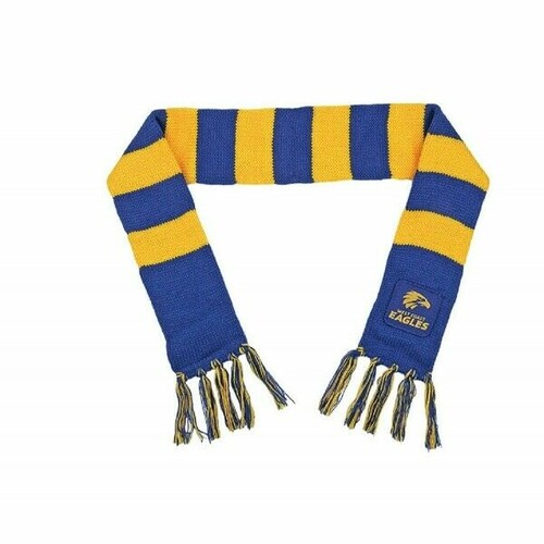 West Coast Eagles Baby Bar Scarf
